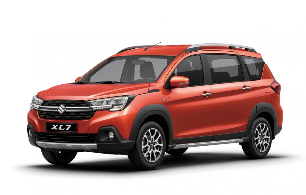 またまたカッコイイ! スズキがインドネシアで新型「XL7」を発表「 3列7人乗りの新型クロスオーバーSUV」