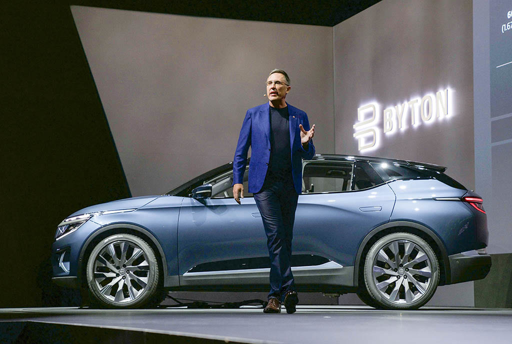 丸紅が新興EV メーカーと資本提携