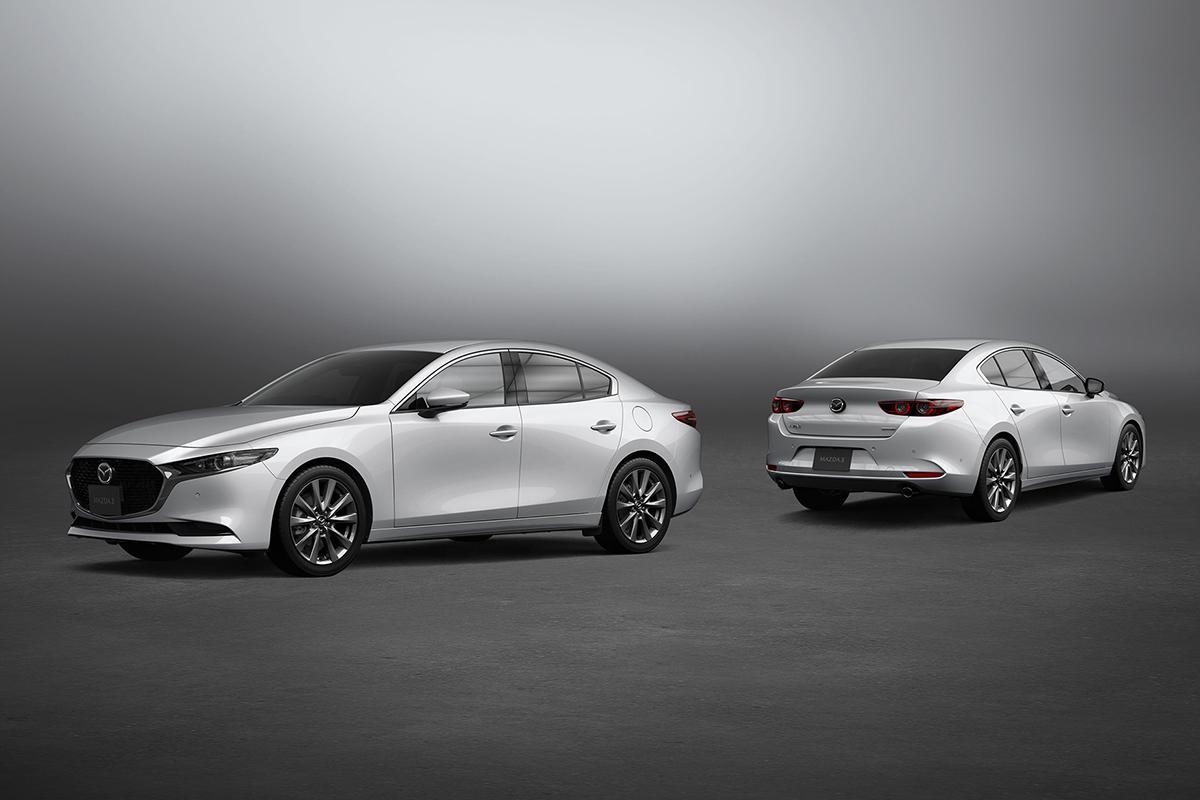 マツダ3のラインアップがさらに充実! 2リッターガソリン車にAWDを設定し3月12日より発売