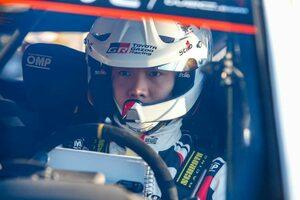 WRC:勝田貴元、難コンディションのスウェーデンで総合9位。「トップ選手との差も縮まったと思う」
