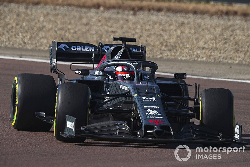 ロバート・クビサ、プレシーズンテスト初日にアルファロメオF1をドライブへ