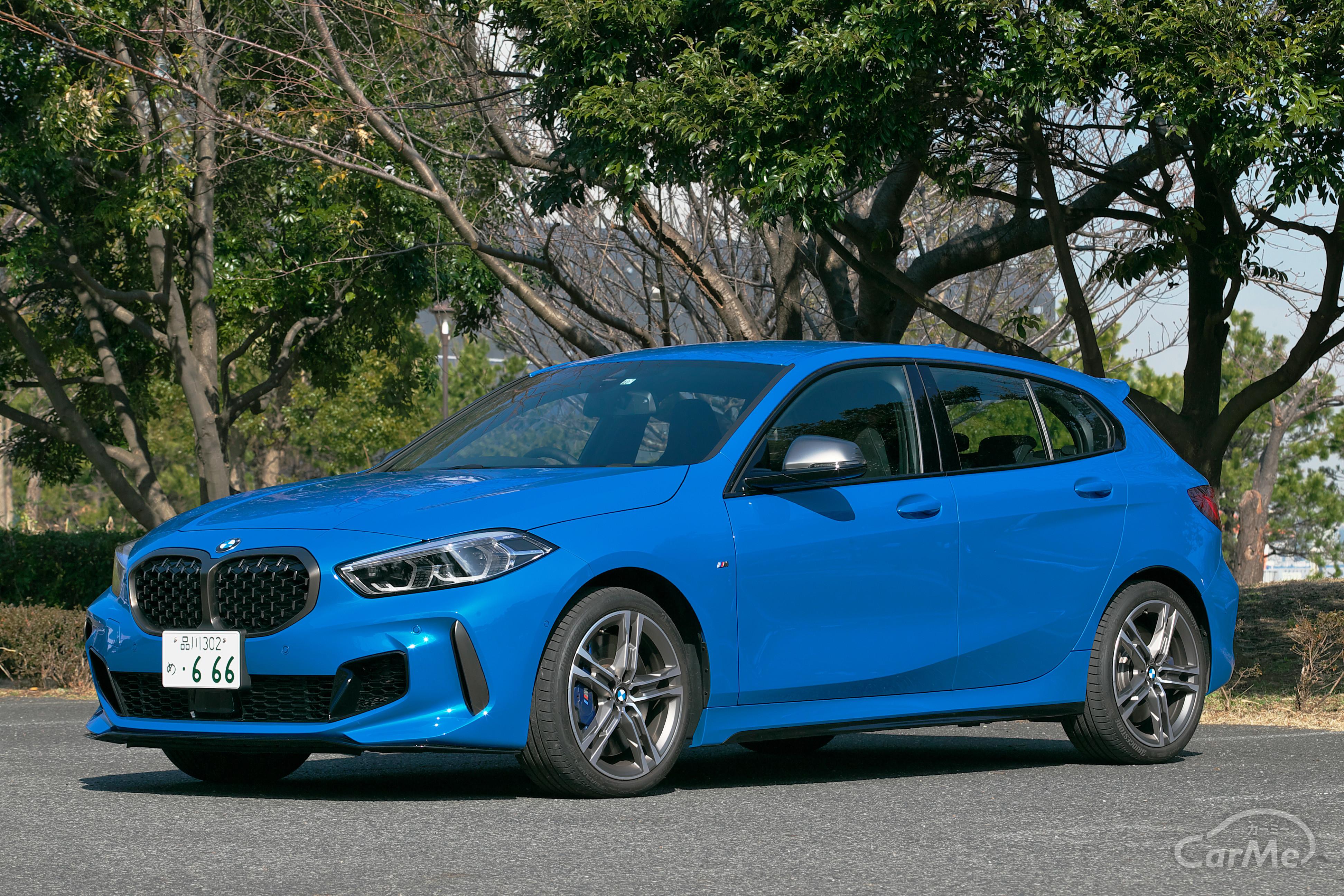 【プロ徹底解説】BMW M135i xDrive BMW伝統のキドニー・グリルを採用しつつ若々しく生まれ変わった新型1シリーズのデザインとは?