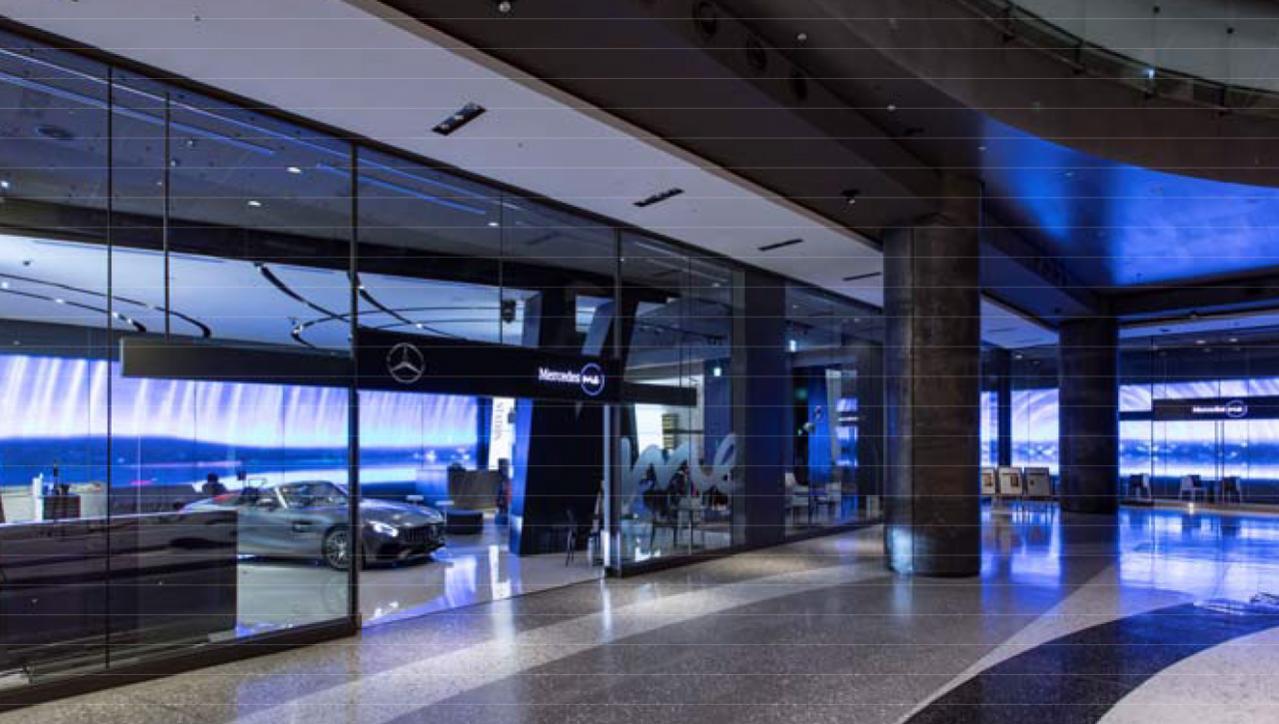 メルセデス・ベンツが大人気マンガ「ONE PIECE」とコラボ! 2月21日~4月6日まで、メルセデス・ミー大阪でコラボコンテンツを展開