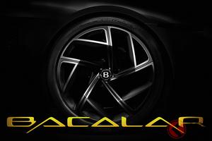 ベントレーがマリナー特注スーパーカーを作った! その名は「Bacalar」