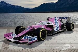 レーシングポイントが想い描く、BWTとF1の将来。アストンF1もピンクに?