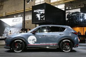 SUVでモータースポーツ!マツダが提案する走りのコンセプトモデル3台【大阪オートメッセ2020】