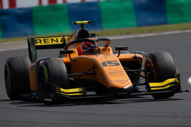 FIA-F2:ウイリアムズF1のリザーブ務めるジャック・エイトケンがカンポスから継続参戦