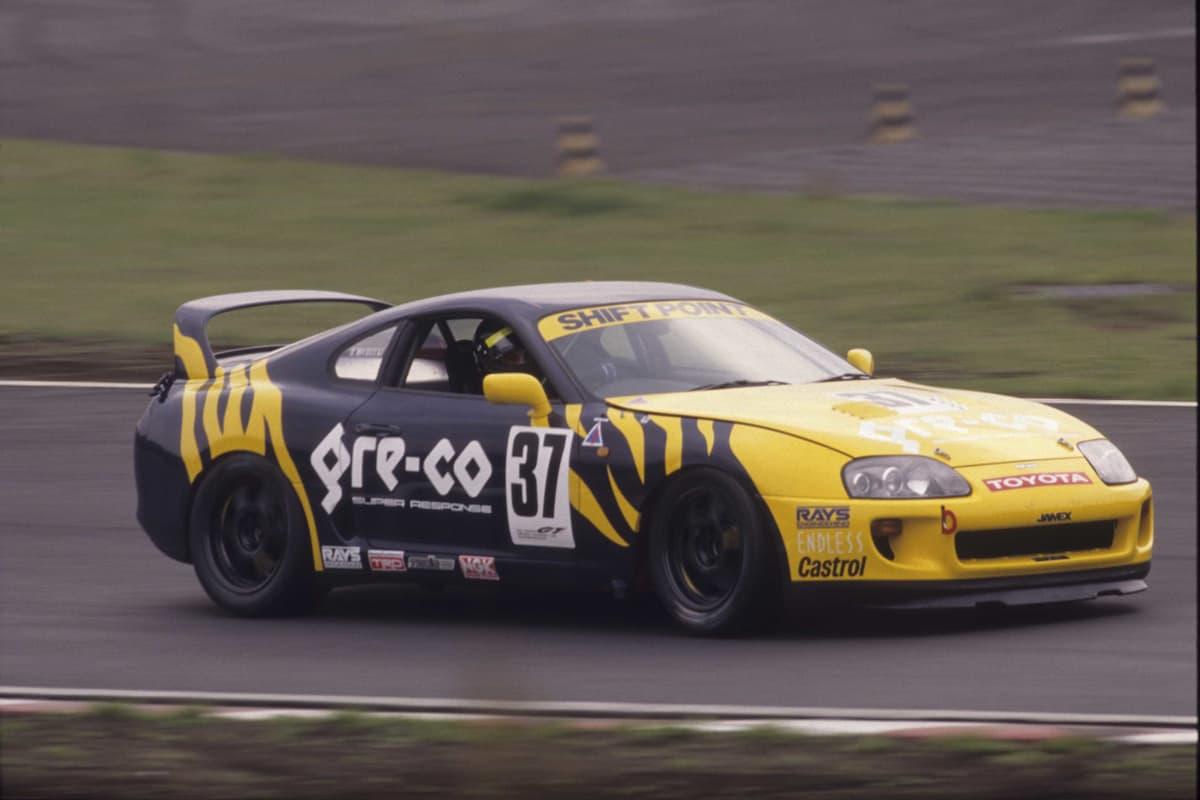 3代目スープラがレース活躍した90年代!勝利のために小さなエンジンに換装した理由