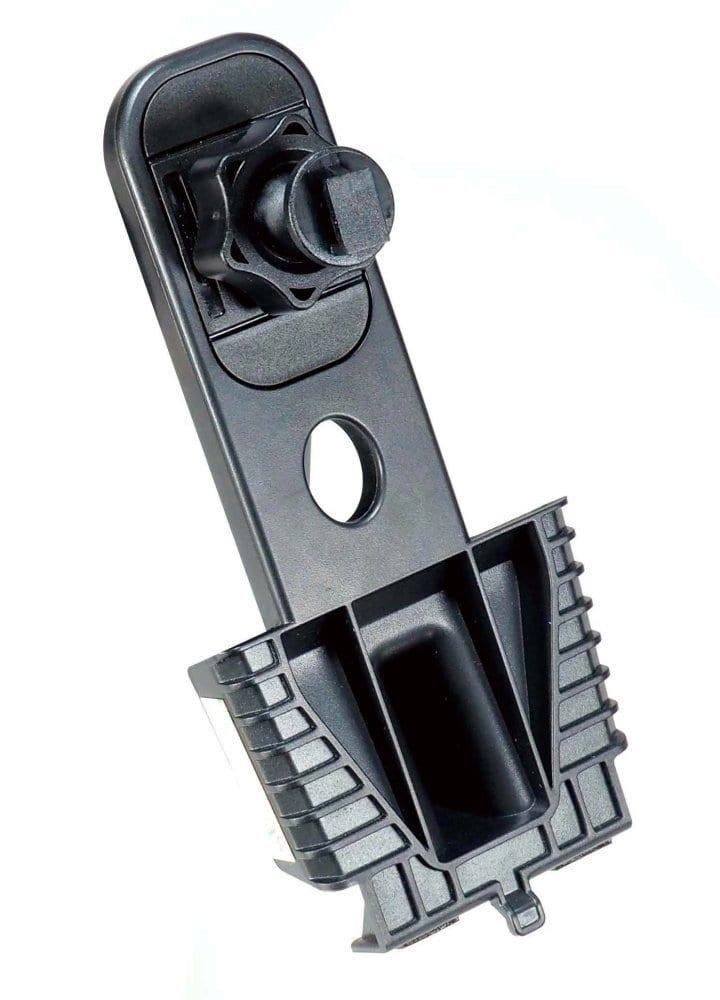 ホンダN-VANでスマホナビが使いやすくなる! ビートソニックの車種専用スマホホルダー