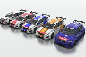 コロネルにモルビデリも。5月2日開幕の『TCR Europe SIM Racing』には総勢25台が参戦