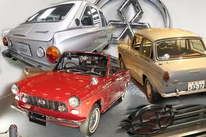 急成長を体現した懐かしき「小型自動車」  昭和60年代の売れ筋を振り返ってみた