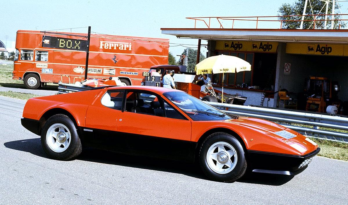 ベルリネッタボクサーの進化「フェラーリ 512 BB」(1976-1981)【名作スーパーカー型録】
