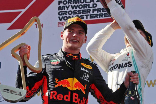 レッドブル・ホンダF1のフェルスタッペン「2020年は毎戦表彰台に上ることを目指す」