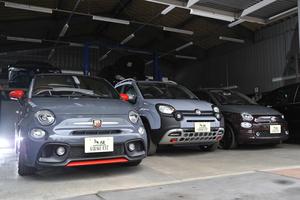 クルマ界の「激レアさんを連れてきた!」  日本未導入車で人とは違うカーライフを