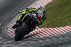 MotoGP:ロッシ「全員が非常に速いけど、テストはポジティブだった」/セパンテスト3日目コメント