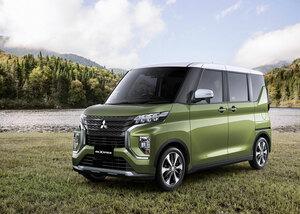 SUVテイストの新モデルも設定! 「三菱eKスペース」が6年ぶりにフルモデルチェンジ