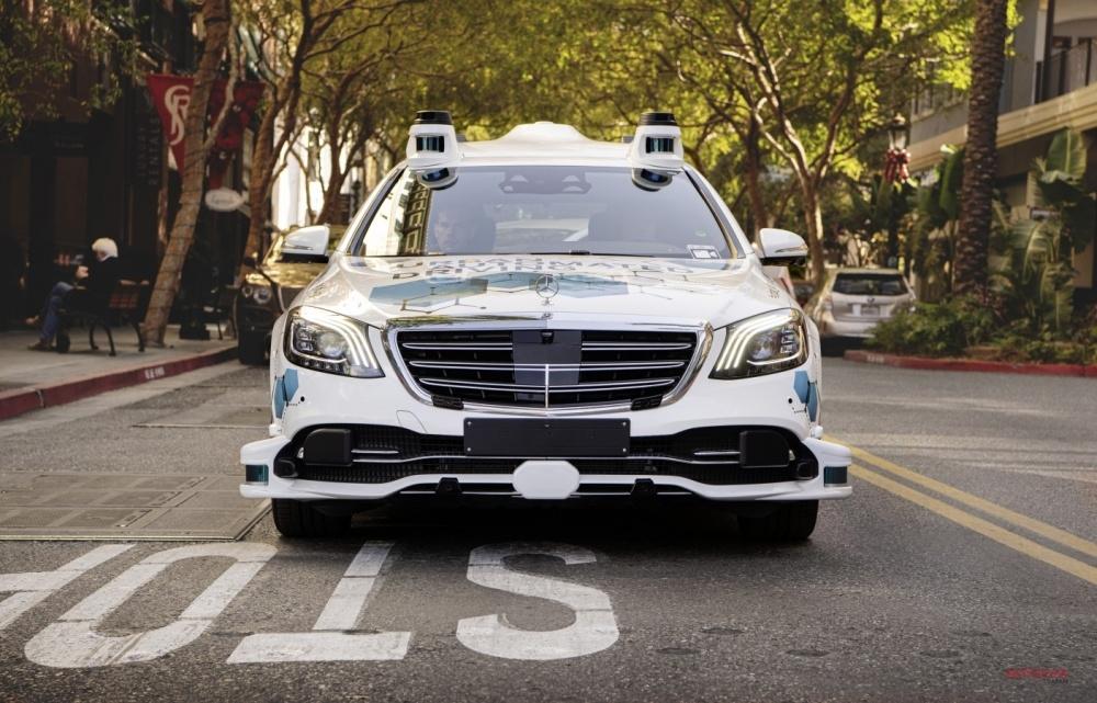 【自動運転車の実用化】ハードルは、技術ではなく法規制と人々の懐疑心 ボッシュが主張