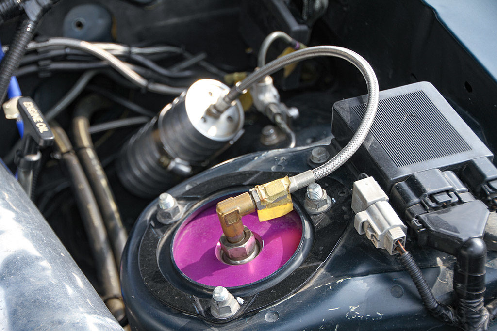 「排気量ダウンしたJZA80スープラ!?」掟破りの高回転型1JZツインターボ仕様!