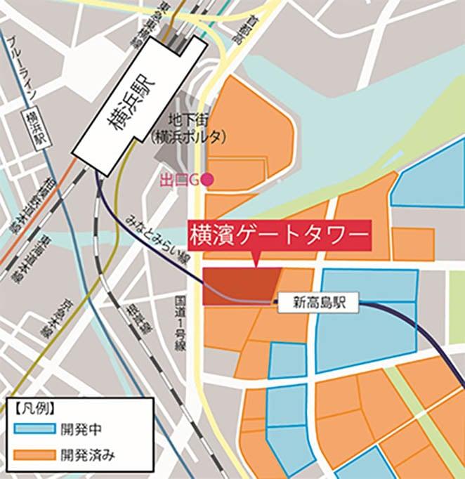 いすゞ自動車の本社が横浜へ移転