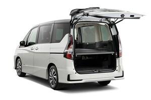 セレナの車中泊仕様「セレナ マルチベッド」発売 NV200バネット「マルチベッドワゴン」は仕様を一部向上