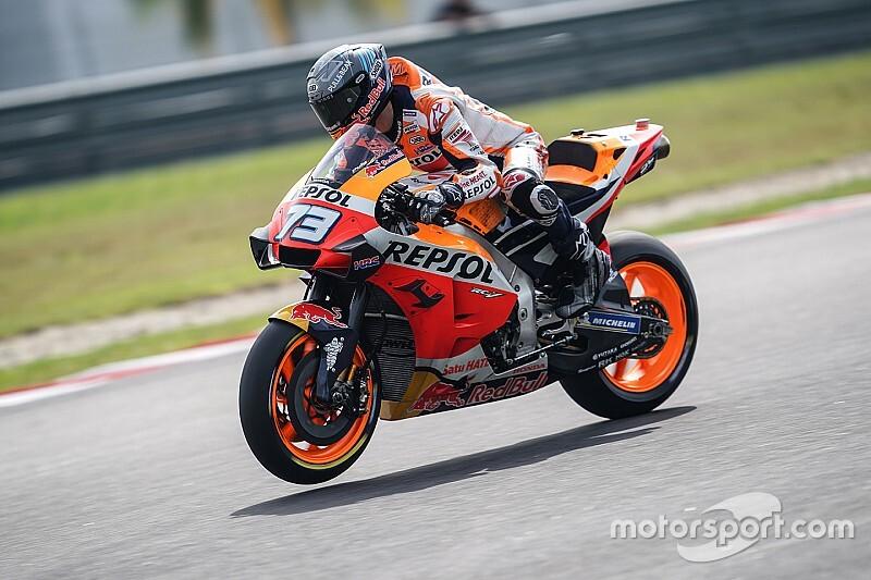 """【MotoGP】""""ルーキー""""のマルケス、ホンダの予想超える。「良いテストだった」と本人談"""