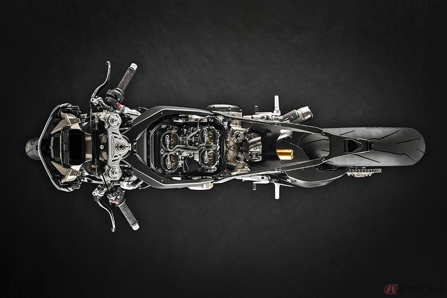 ドゥカティ「パニガーレV4」が「スーパーレッジェーラ」に進化! 車重わずか152.2kgの化け物が登場