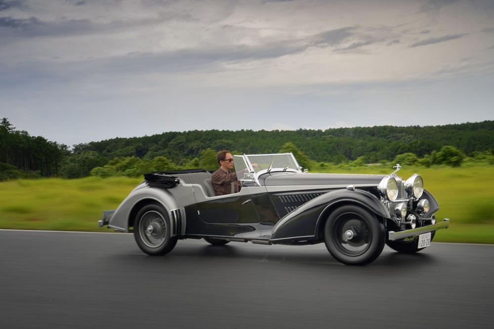 【新車で買える1937年式!?】アルヴィスに、日本で試乗してみた 新・旧4.3リッター・バンデン・プラ・ツアラー