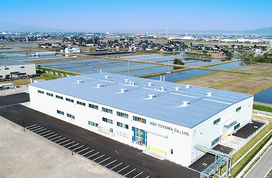 日本精工、富山に新工場増設 熱処理工程を移管