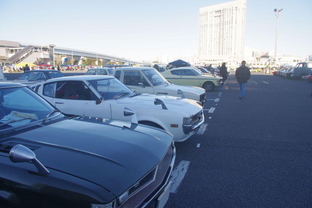 日本最古のクラッシクカーイベントの閉幕。そこから感じた危機感とは「JCCAニューイヤーミーティング2019」