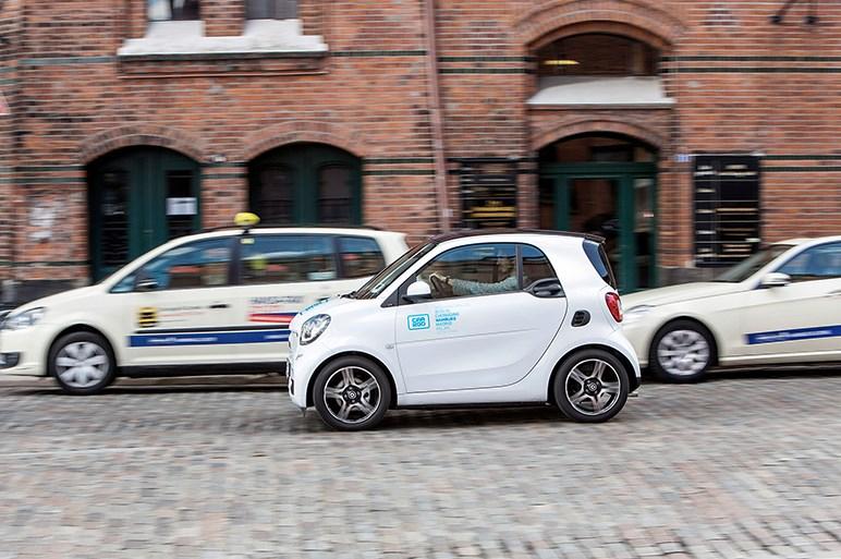 ドイツで勢いづくカーシェア事情に見る「いずれは衰退」の先にあるもの