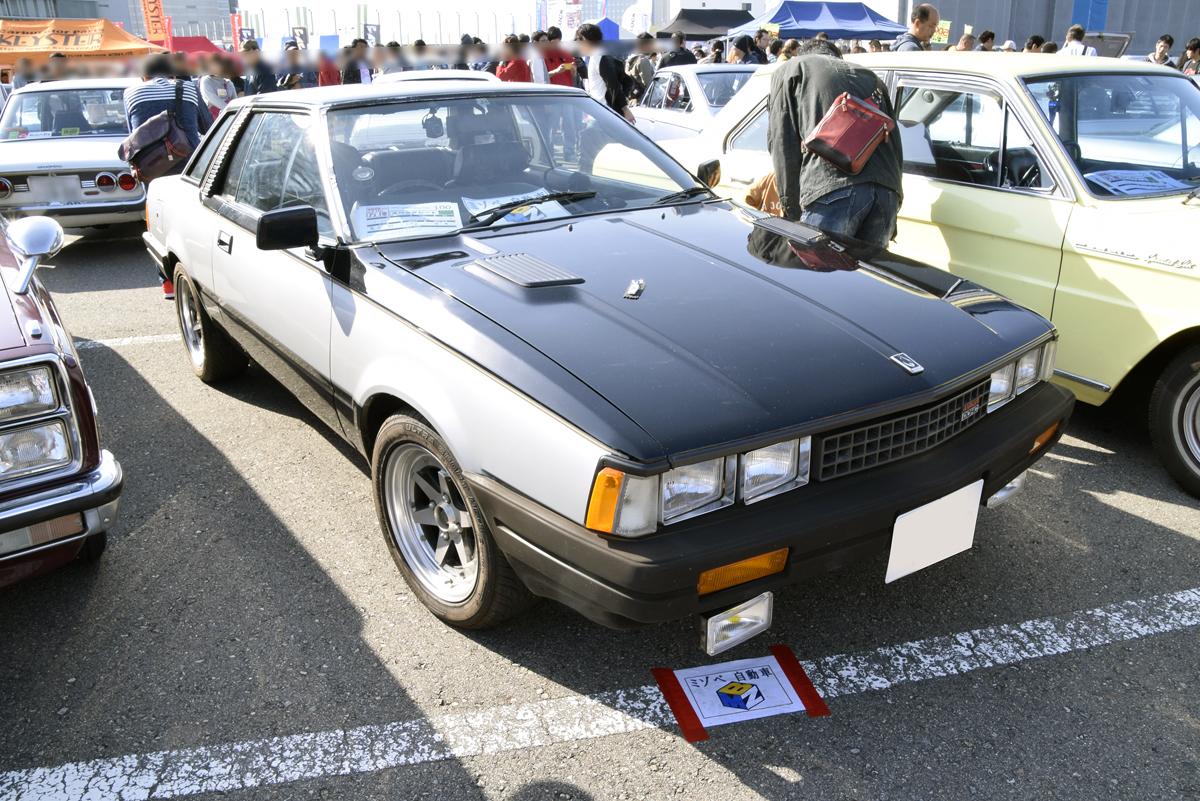 セリカ、117クーペ、ガゼール! 旧車イベントで見つけた「名2ドア」36台画像集