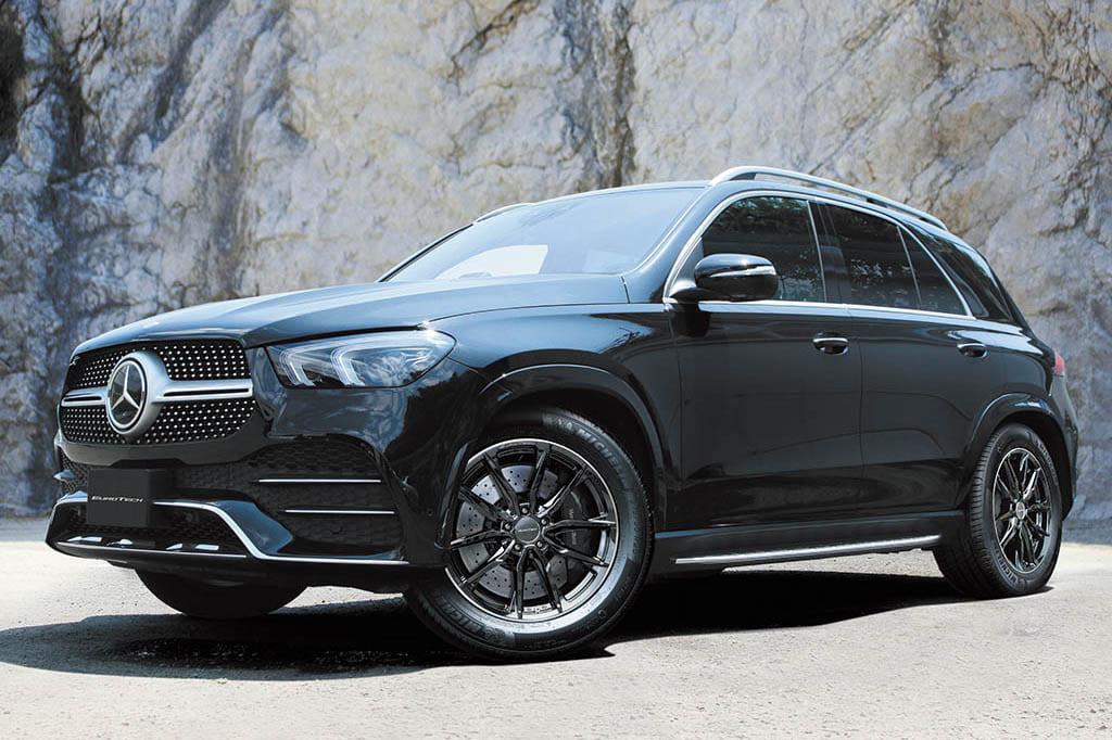 あの新型車にも対応、人気SUVにジャストフィット「EUROTECH GL-LINE/MP-LINE/VP-LINE」【ホイールカタログ2019秋】