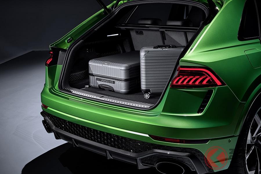 アウディから「RS Q8」登場! 最上級SUV、Q8の頂点「RS」モデル