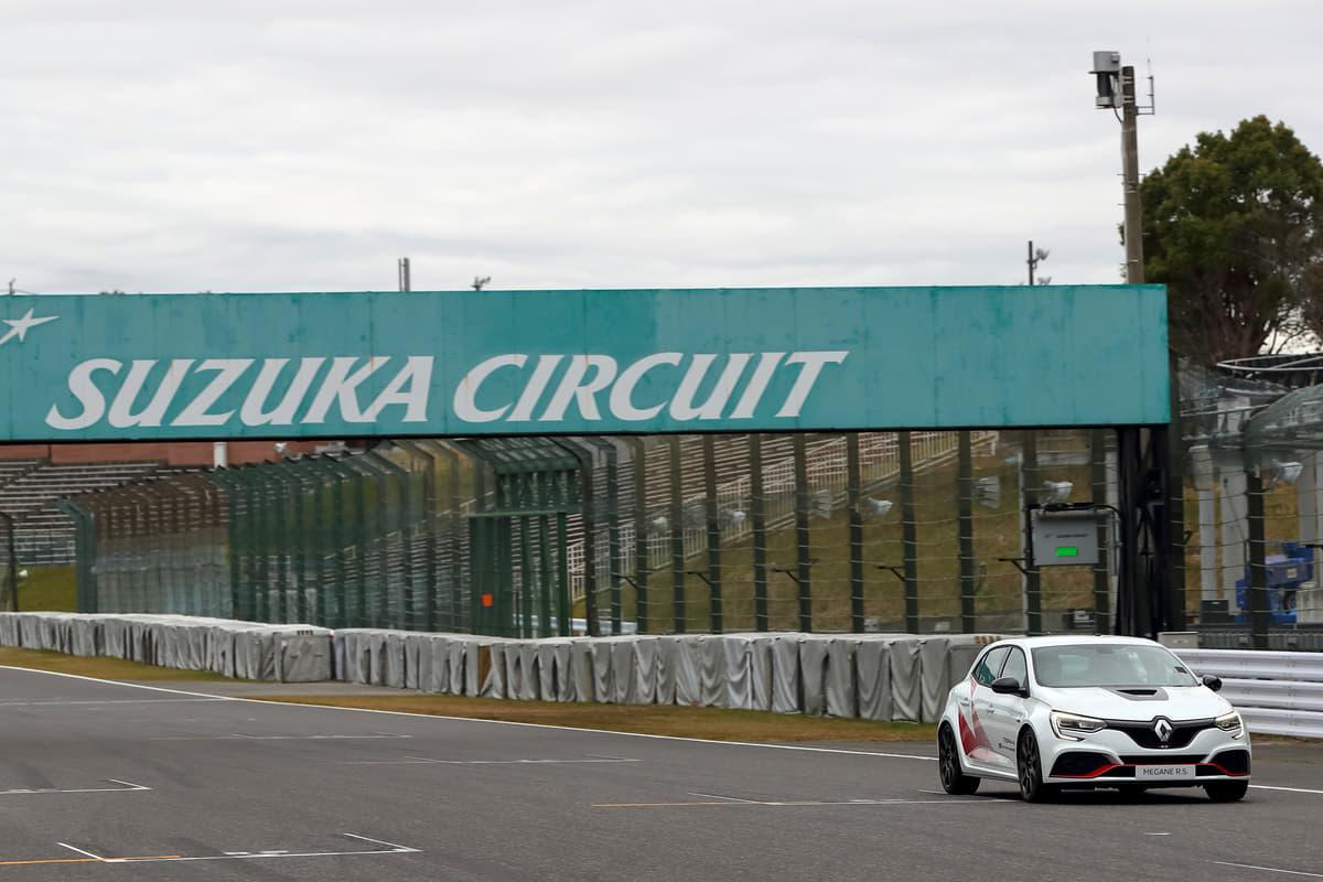 ルノー・メガーヌR.S.トロフィーR 鈴鹿サーキット「量産FF車最速タイム」を更新!