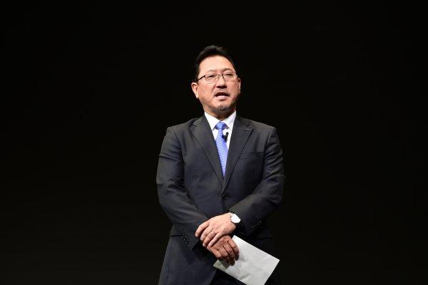 【内田社長兼CEO就任会見で激白!!】日産はクルマ界でブレークスルーを狙う!!