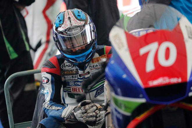 最後まで夢を追いかけた岩﨑哲朗。待ちに待ったST1000初レースでのアクシデント