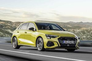 【310psのホットモデル】新型アウディS3スポーツバック/セダン、欧州で発表 価格、内装は?