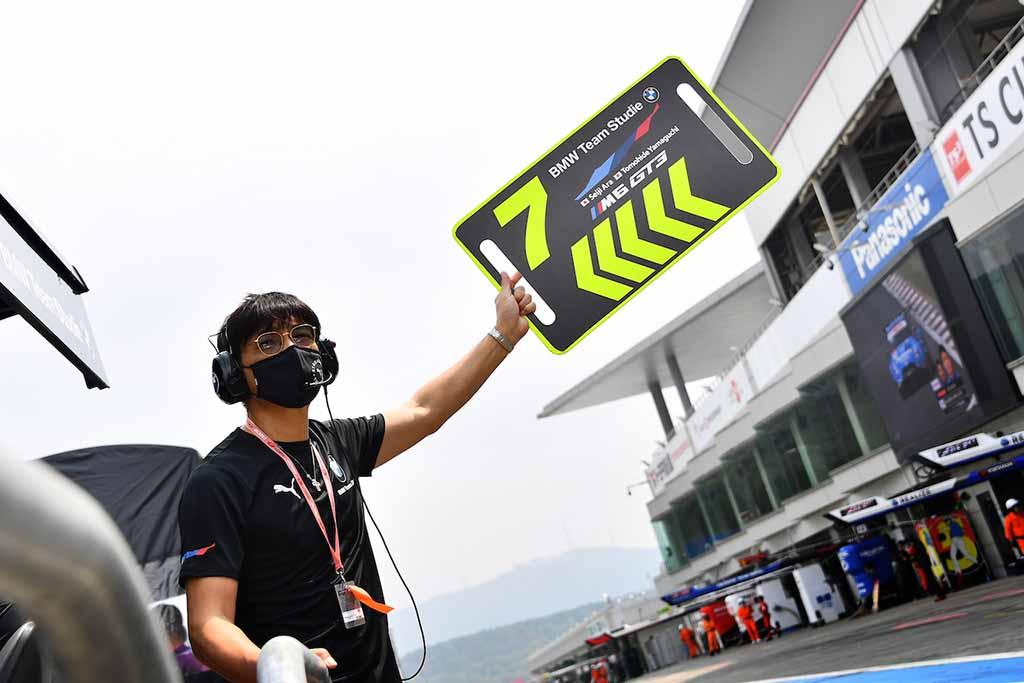 BMW Team Studie代表兼監督「鈴木BOB康昭」のレーシングダイアリーvol.2【スーパーGT第2戦FUJI編】
