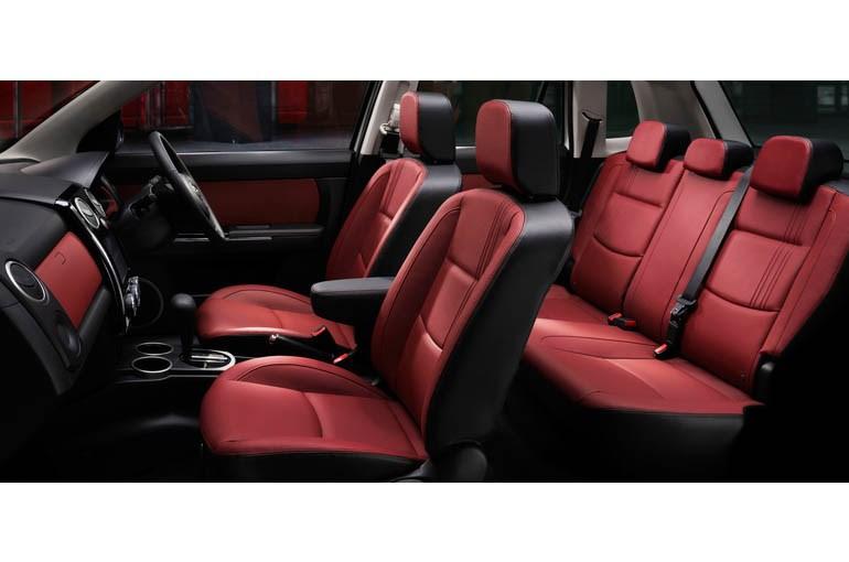 マツダ、ベリーサに専用本革シートを装備した上質な特別仕様車を発売