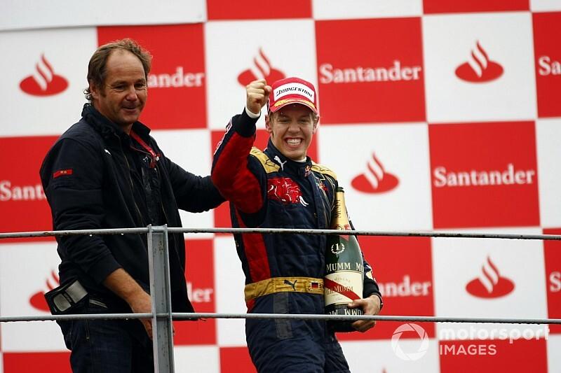 F1驚きの番狂わせ優勝2:ベッテル栄光の歴史の始まり。大雨のモンツァで輝く|2008年イタリアGP