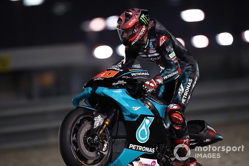 【MotoGP】2020年シーズンが完全中止なら「クアルタラロともう1年一緒にやりたい」とペトロナス・ヤマハSRT代表