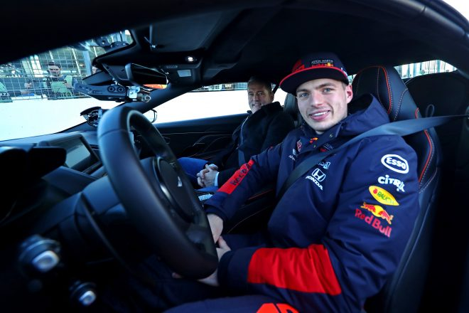 フェルスタッペン、学校嫌いの少年時代を振り返る「F1を目指す僕に授業は必要なかった」