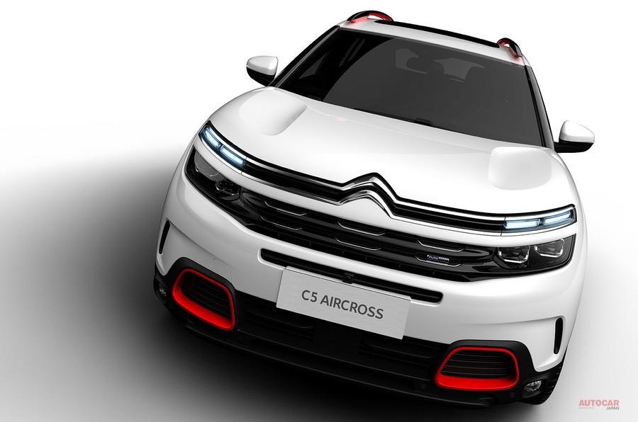 【新ハイドロ】シトロエンC5エアクロスSUV、ガソリン仕様を発売 ディーゼルとの価格差は?