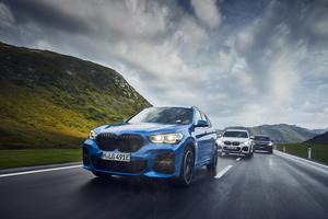 BMW X3 にプラグイン・ハイブリッド・モデルを発売