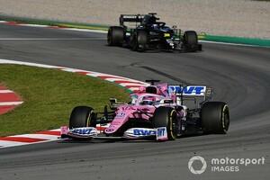 """ルノーF1、今もレーシングポイントの""""ピンクメルセデス""""に疑いの目を向ける「公開された情報だけで実現できるのか?」"""