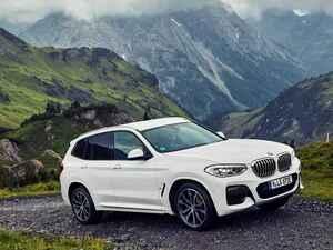 BMW X3にプラグインハイブリッドモデル「X3 xDrive30e」登場