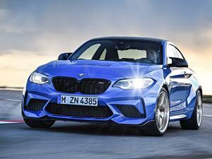 BMW M2史上最高パフォーマンスモデル「M2 CS」を6速MT仕様も含めて60台限定で発売