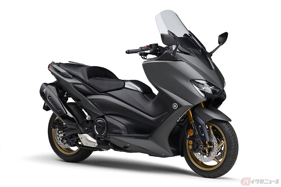 ヤマハ「TMAX」が新型となって登場 「TMAX560 TECH MAX ABS」「TMAX560 ABS」2020年5月8日発売