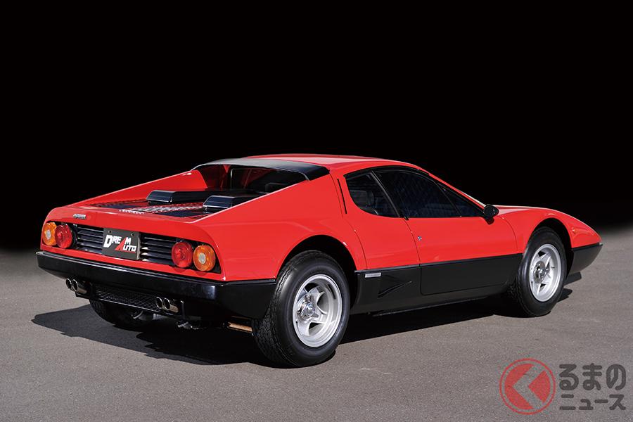 カウンタックはライバルではなかった!? フェラーリ「512BB」が優秀なロードカーである理由【THE CAR】