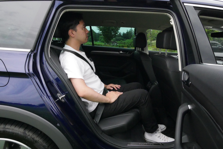 フォルクスワーゲン パサートオールトラック 2.0TDI 4MOTION (2)内外装デザインは?【新型車インプレッション】